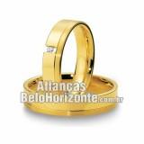 Aliança  de noivado Belo Horizonte