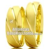 Alianças de Ouro Barata...