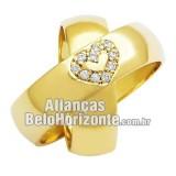 Alianças baratas 6.5mm de casamento
