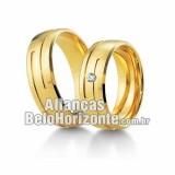 Alianças de noivado Belo Horizonte