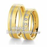 Aliança de noivado Bh
