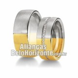 Alianças de casamento...
