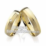 Alianças Bh de casamento