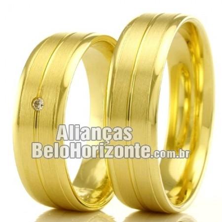 Alianças casamento Belo Horizonte