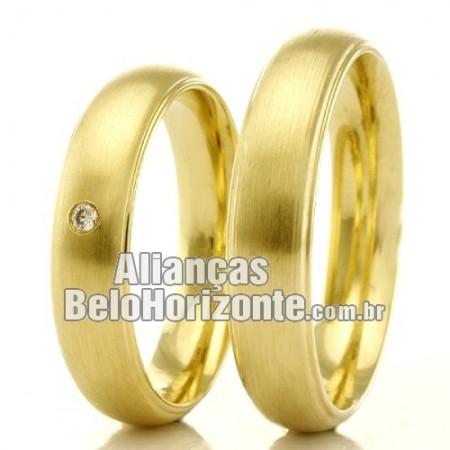 Alianças de casamento e noivado Belo Horizonte