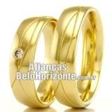 Alianças para casamento Bh